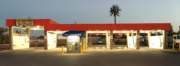 Apache Sands Service Center > Car Wash > Self-Serve Car Wash