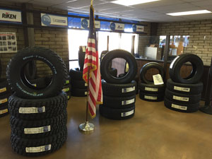 Shop Tires In Mesa Az Apache Sands Service Center